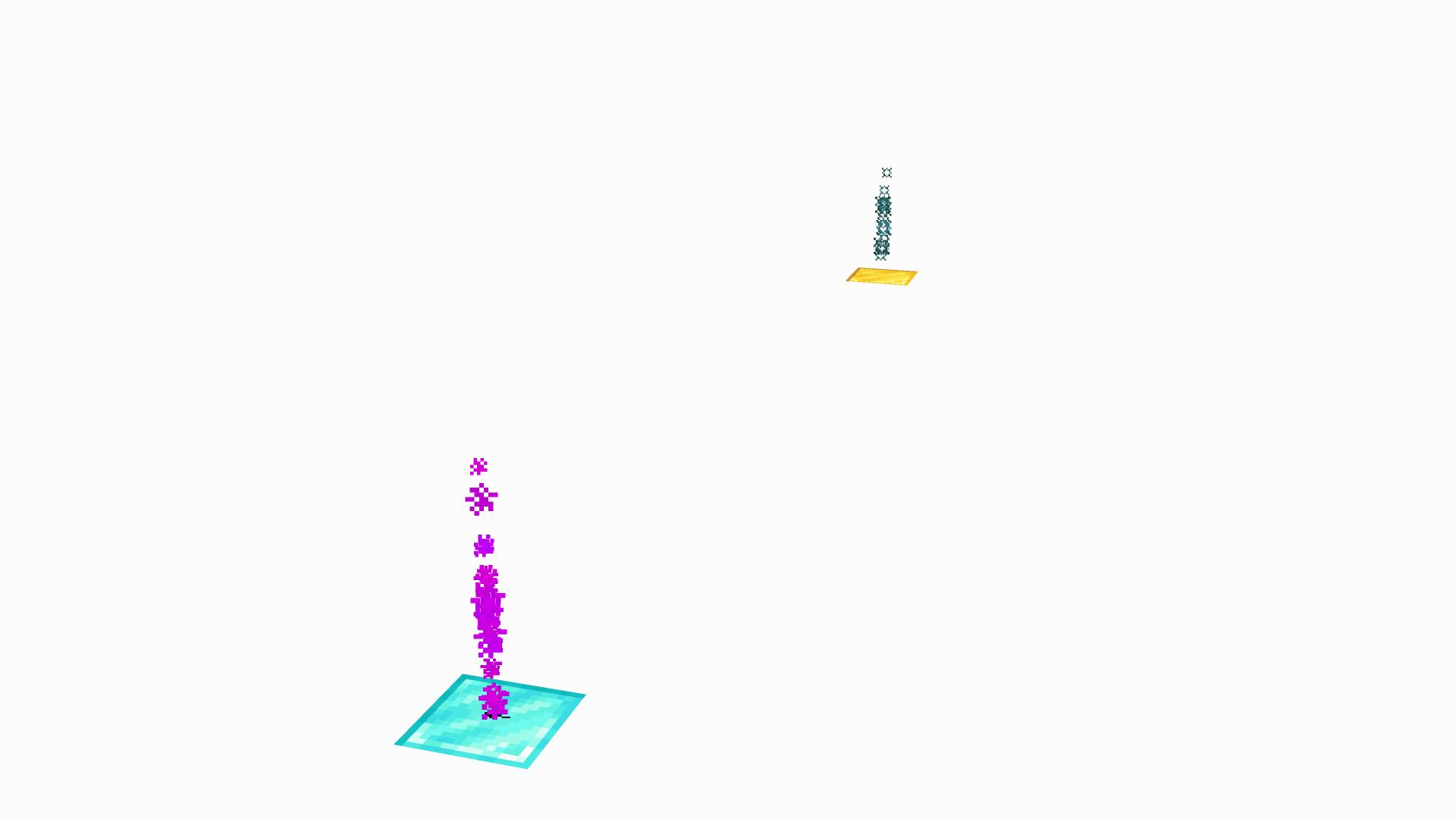 Questa è TeleportStations, la mia più grande creazione. Permette ai giocatori di risparmiare moltissimo tempo teletrasportandosi da una stazione di teletrasporto all'altra, dalla miniera a casa propria. Comoda anche per i diamanti in Minecraft, no?