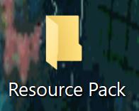 Ora Creiamo La Cartella Della Resource Pack, Che Ci Servirà A Cambiare La Musica Di Minecraft
