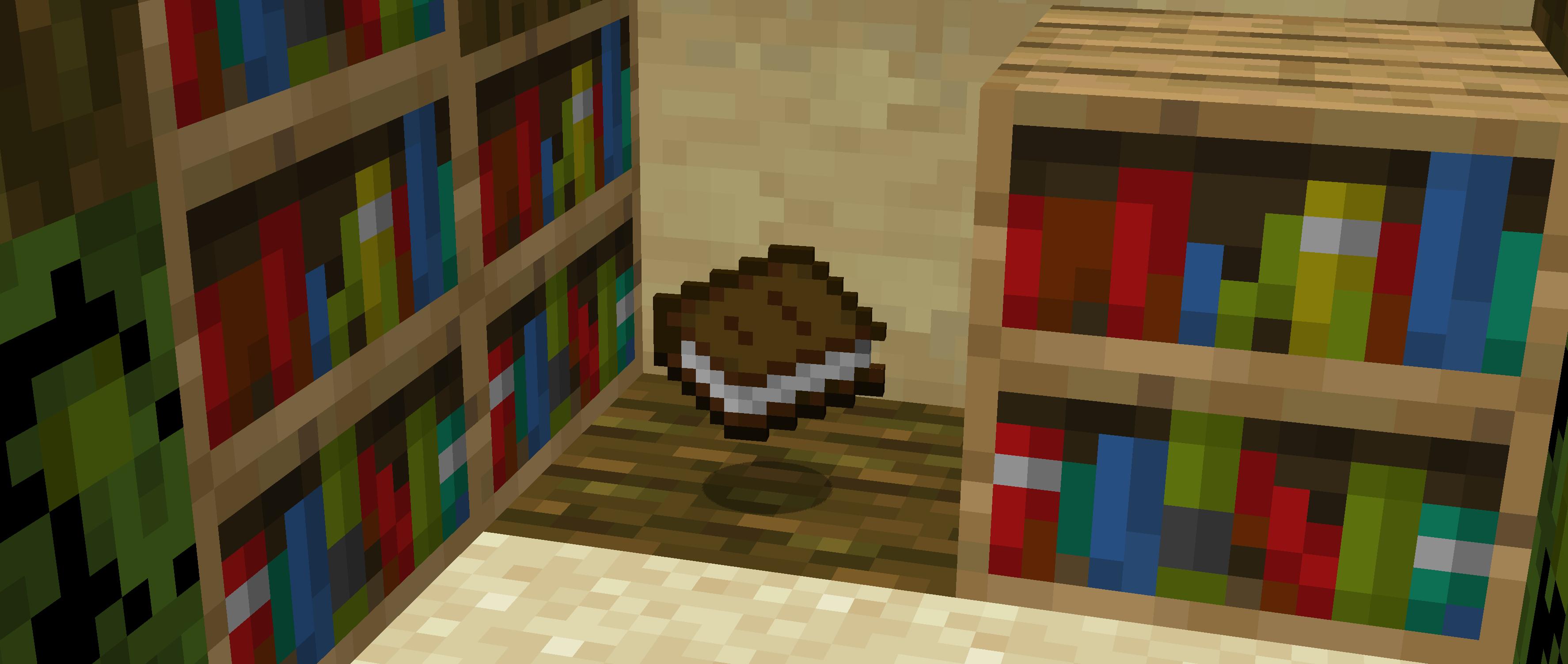 Questà è l'immagine di un libro, un Oggetto fondamentale per le Survival di Minecraft. Oggi vedremo infatti Come Craftare Un Libro, su TheCommandBrick!