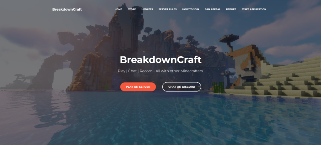 Questo è uno dei Migliori Server Survival di Minecraft, sponsorizzato incredibilmente bene dal suo creatore, anche YouTuber famoso.