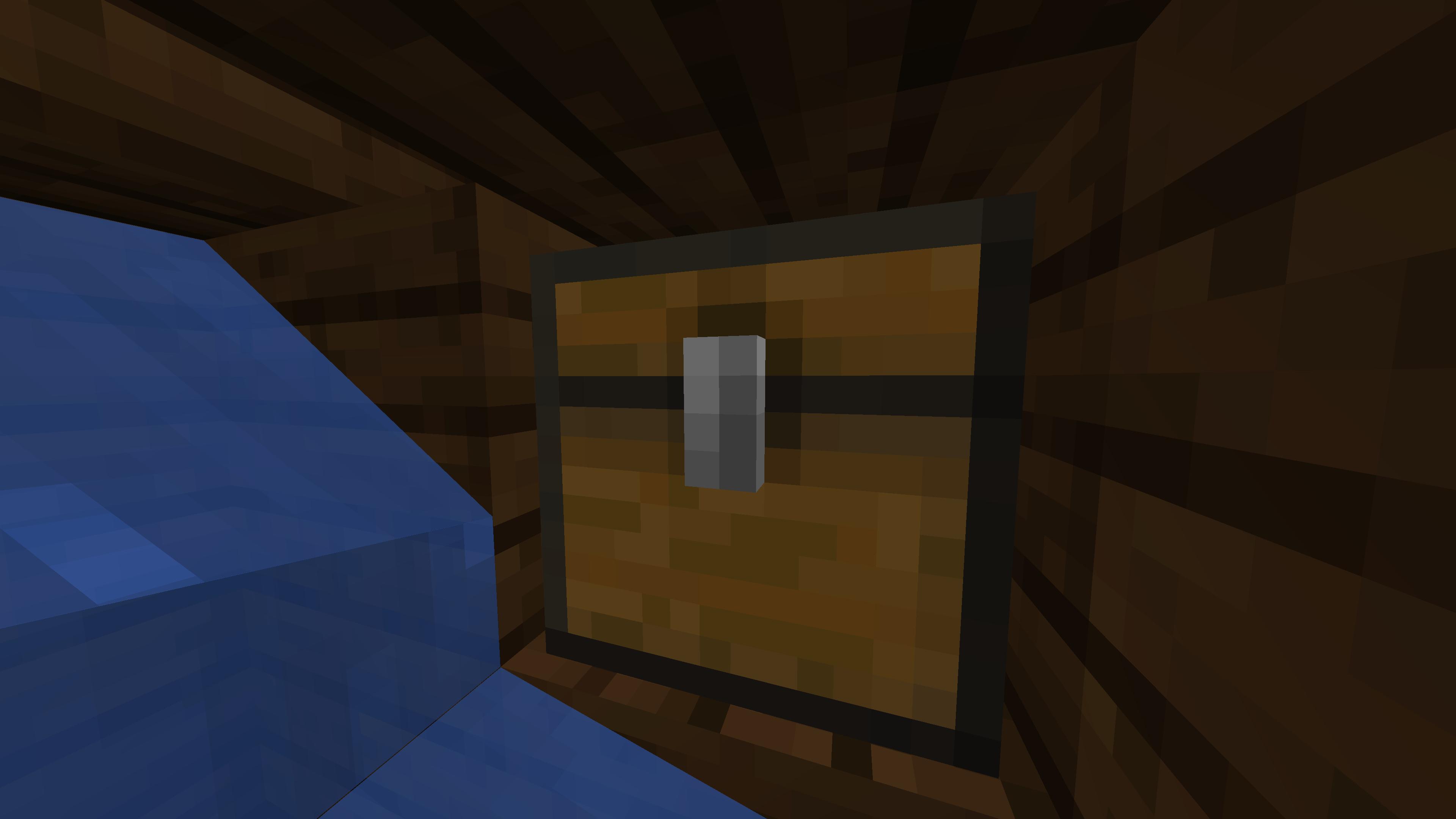 Baule Con La Mappa che ci consentirà di trovare il tesoro su Minecraft