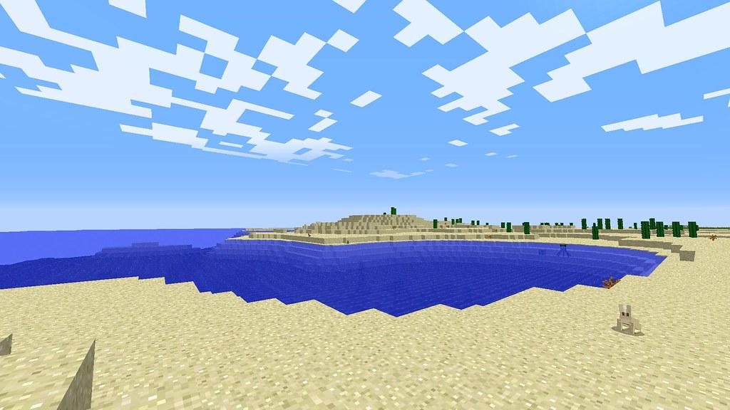 È con la sabbia, come avevamo detto già prima, che si fa il vetro su Minecraft.