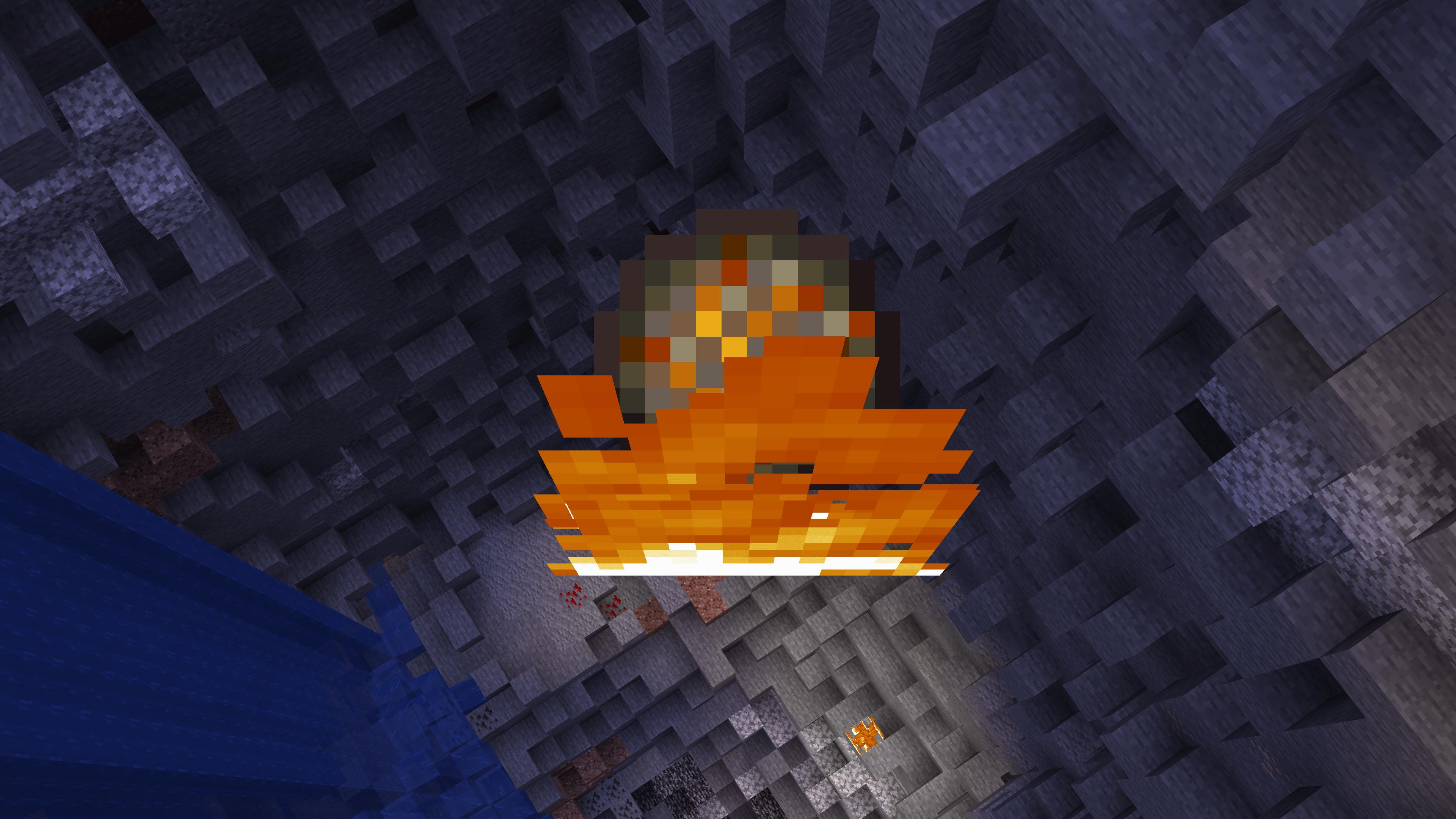 Questo è come evocare una fireball su Minecraft. Buona lettura!