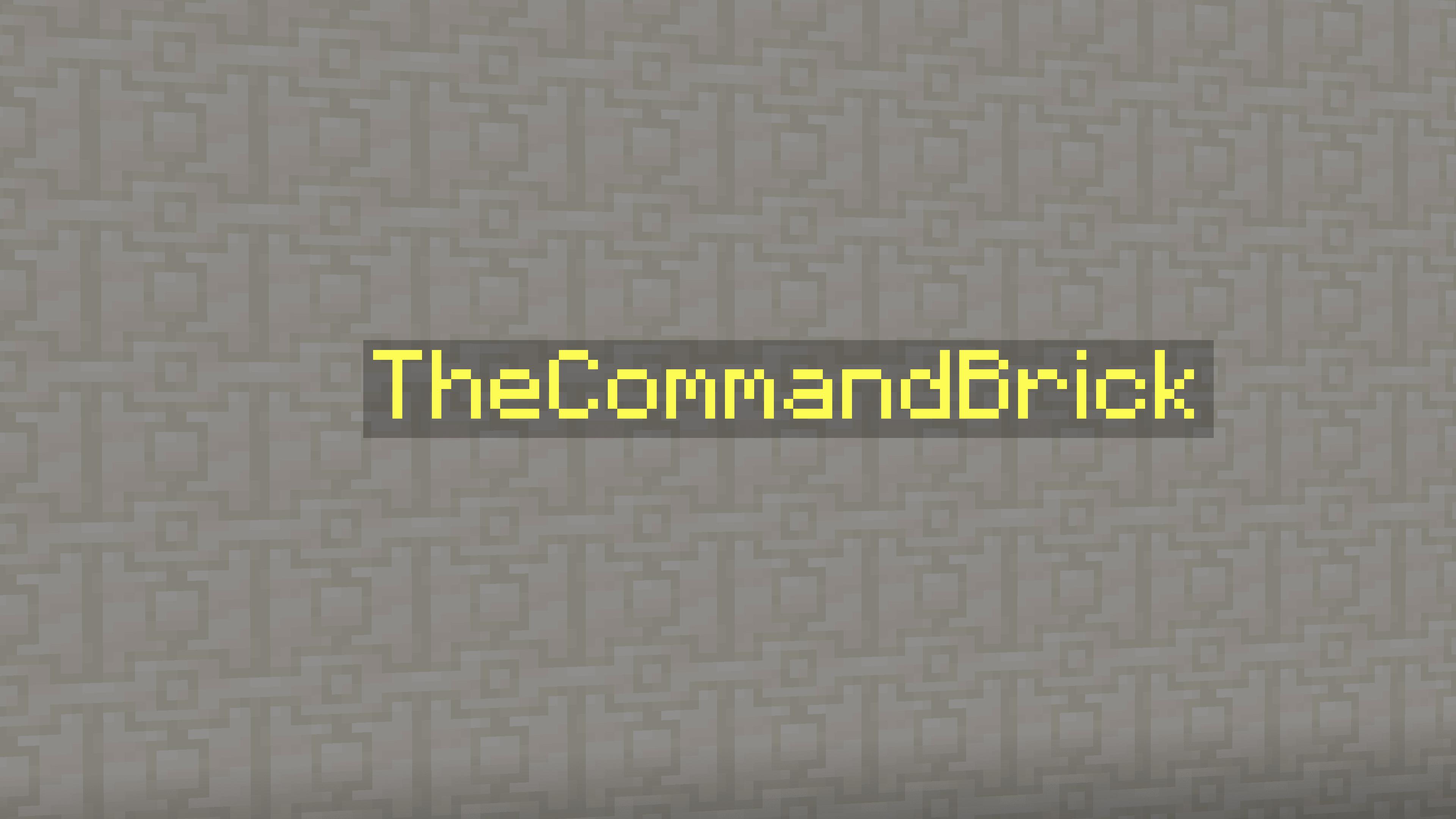 Questo è ciò a cui arriveremo. Preparatevi a fare le scritte fluttuanti su Minecraft! Come sui server.