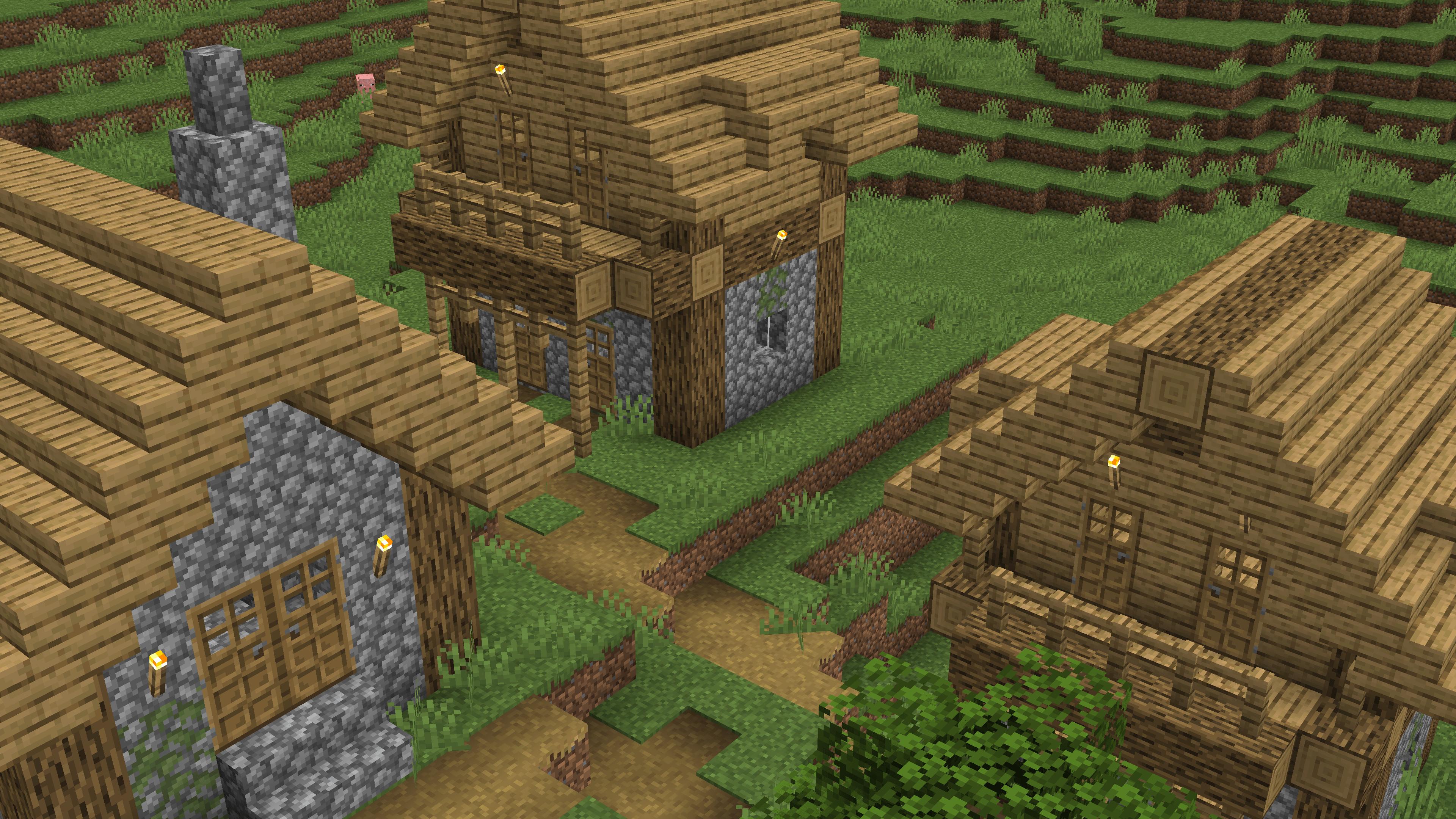 Primo passo da fare per trovare la magione, è trovare un cartografo. Per giungervi, trova un villaggio!