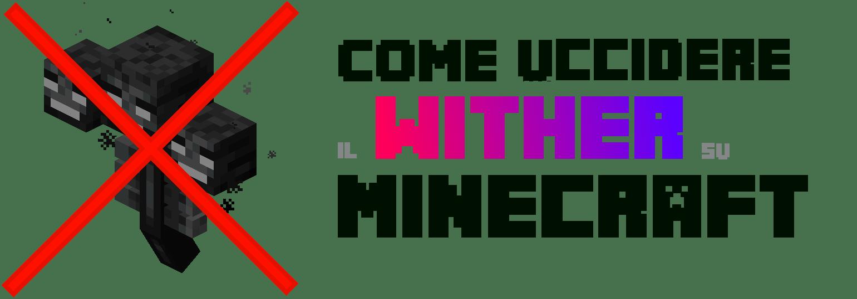 In questo tutorial di Minecraft parliamo di un problema che affligge molti: come uccidere il boss più forte del Nether, che spara teste esplosive? Ecco come uccidere il Wither su Minecraft!