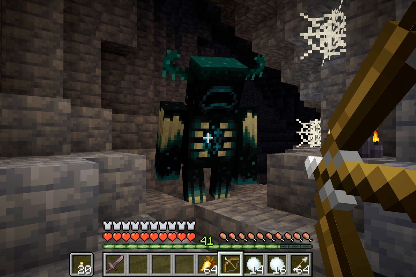Nuovo mob Minecraft 1.17 Caves and Cliffs.