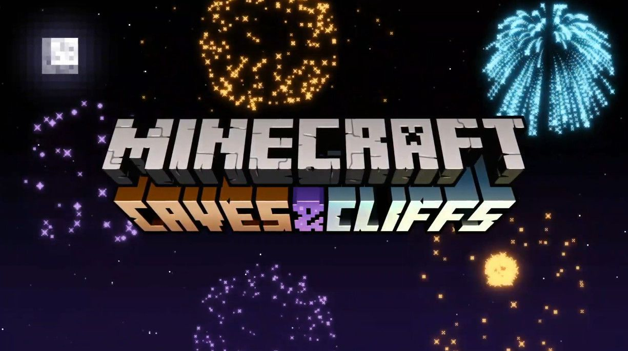 Questo è l'inizio dell'overview del futuro Minecraft con l'aggiornamento Caves and Cliffs, di Estate 2021.