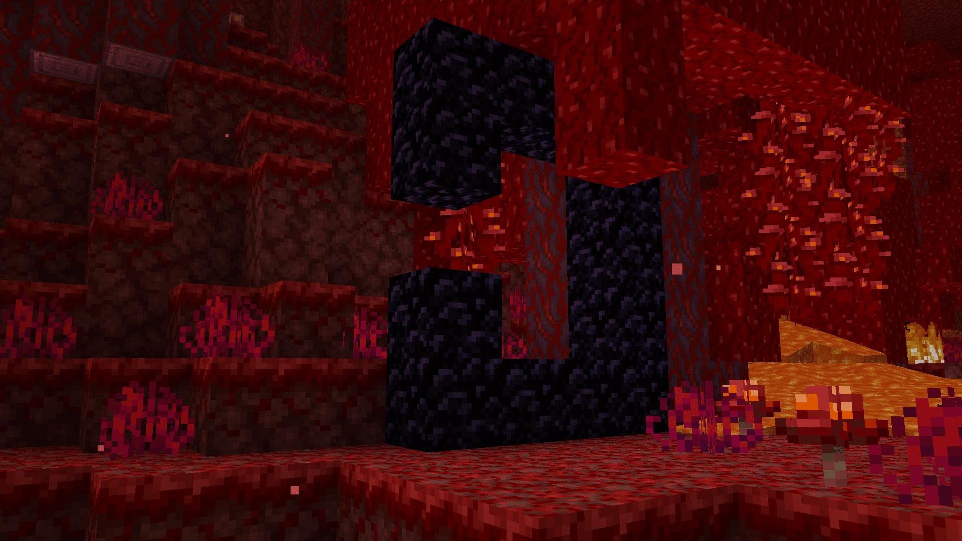 Introduzione: portale rotto - siamo intrappolati nel Nether di Minecraft. In questo tutorial vedremo Come Uscire dal Nether su Minecraft.